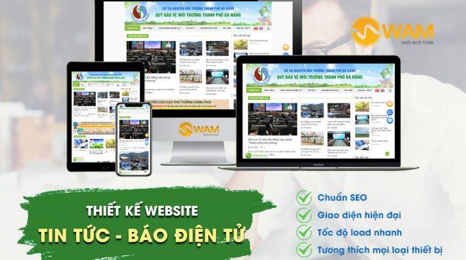 Thiết Kế Website Tin Tức – Báo điện Tử