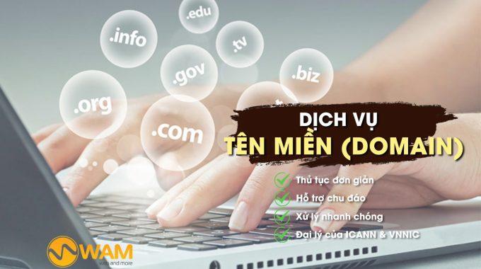 Dịch Vụ Tên Miền (Domain)